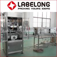 Buy cheap 22KW Automatic Labeling Machine 304 Stainless Steel PVC Shrink Label from wholesalers