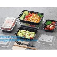 Buy cheap Meal Prep Containers Free Sample Bento Lunch Box Biodegradable Food Container Plastic Wheat Straw Lunch Box bagplastics from wholesalers