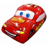 Buy cheap Red car kids inflatable toys from wholesalers
