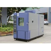Buy cheap 1000L water-cooled single door Rapid-rate Temp Change Test Chamber with observation window from wholesalers