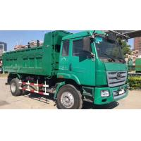 Buy cheap Used Dump Truck 4x2 235HP 2009 Years with Good condition JIEFANG FOTON DONGFENG from wholesalers