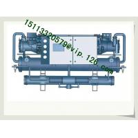 Buy cheap Made-in-China Water-cooled Central Water Chillers OEM Producer-Two Compressors-R22 from wholesalers