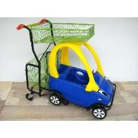 Buy cheap Supermarket Shopping Child Cart/Trolley from wholesalers