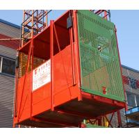 Buy cheap 24m-80m SS Vertical Handling Machine Construction Building Material Hoist for Cargo,Goods from wholesalers