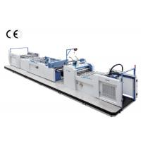 Buy cheap Chain Cutter BOPP Film Lamination Machine , Automatic Thermal Lamination Machine from wholesalers
