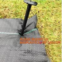 Buy cheap high quality weed matting,ground cover,weed barrier wholesale,Weed Mat Para Agro 90gsm Landscape Weed Barrier Fabric pac from wholesalers