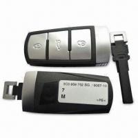 Buy cheap New Automatic Car Key Remote with 3 Buttons for Magotan, ID 46/48 Chip from wholesalers