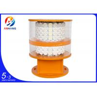 Buy cheap AH-MI/H AIR FORCE USED aviation light, White and RED LED obstruction lighting from wholesalers