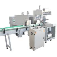 Buy cheap Bottled Water 10 Packs / Min Automatic Shrink Wrap Machine from wholesalers