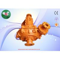 A05 Rubber Lined Centrifugal Pumps CoalSlurryDelivery And Heavy Media Coal Preparation