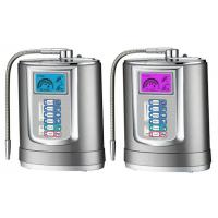 Buy cheap -250 / -800mv Alkaline Electric Portable Water Ionizer Counter Top For Washing Water , 3000L - 12000L from wholesalers