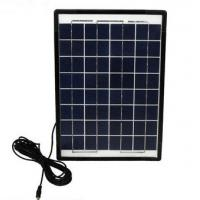 Wholesale Photovoltaic Multicrystalline Solar Panels , Miniature Solar Panels For Home from china suppliers