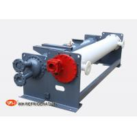 Buy cheap Stainless Steel Dry Type Evaporator , U Tube Horizontal Shell And Tube Condenser product