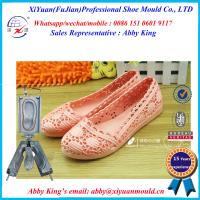 Buy cheap Fashionalbe Jelly Color Roma Shoes Pvc Ladies High Heel Shoes mould Supplier, from wholesalers