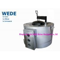 Buy cheap Different Capacity Rotor Die Casting Machine Electric Furnace For Aluminum Bar Melting Working from wholesalers