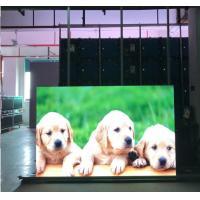 Buy cheap Customize Pixel Led Display Video Wall , Led Video Wall Panels 1200cd/sqm Brightness product