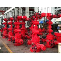 Buy cheap Casing head and tubing head and Chrismas tree and tubing hanger and casing hanger valves from wholesalers