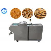 Buy cheap Automatic stainless steel bread cutting machine, crouton cutting machine from wholesalers