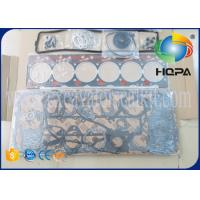 Buy cheap S6D102E Excavator Engine Parts Gasket Kit Overhaul Rebuild Kit For Excavator Cylinder Head from wholesalers
