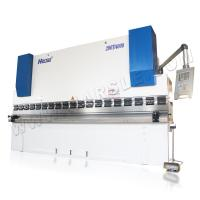 Buy cheap 3mm MS plate NC bending machine,Hydraulic Bending Press Brake from China Manufacturer from wholesalers