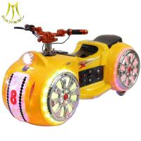 Buy cheap Hansel plastic remote control battery powered electric motor bike from wholesalers