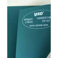 Buy cheap Fire Resistant Waterproof PVC Ventilation Flexible Canvas Air Duct from wholesalers
