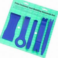 Buy cheap 5-piece Trim Fastener and Molding Removal Set for Automotive Repair/Maintain Tools from wholesalers
