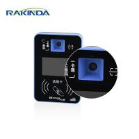 Buy cheap RS232 RS485 POS Wireless Payment Terminal RD300 32 Bit ARM 120MHz Bus NFC Card Reader from wholesalers