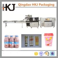 Buy cheap 220V 22KW Automatic Shrink Wrap Machine / Snacks Packing Machine 7250*1190*1650mm from wholesalers