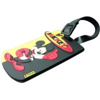 Buy cheap Durable Silicone Engraved Cool Luggage Tags, Customized Colorful Promotional Luggage Tags from wholesalers