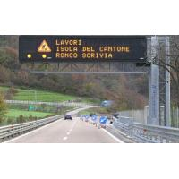 China Electronic Digital Traffic Management Signs , Led Traffic Signs on sale