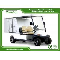 Buy cheap Utility 48V Battery Hotel Buggy Car With Cargo Excar 2 Seater Buggy from wholesalers