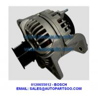 Buy cheap 0120655012 - Bosch Alternator 24V 110A (Pulley 8S) 0 120 655 012 from wholesalers