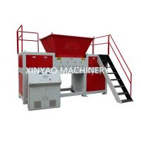 China 4 Shaft Shredder Machine for Tyres Carcass fender guard of car / wooden cases / circuit board on sale