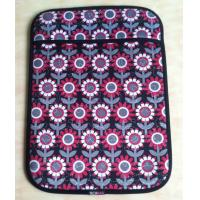 Wholesale Light Waterproof Neoprene Laptop Sleeve Silkscreen With 7'' - 15'' Size from china suppliers