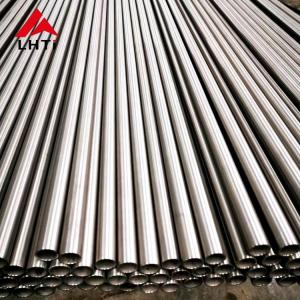 Wholesale ASTM B338 Grade 2 Seamless Rolled Titanium Tubes from china suppliers