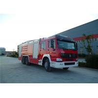 Wholesale High Spraying Water Tanker Fire Truck With Mercedes Actros 3344 Chassis from china suppliers