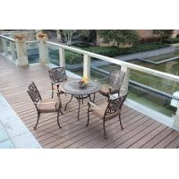 Buy cheap outdoor garden furniture cast aluminum set-16100 from wholesalers