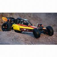 Buy cheap 30.5cc RC Car with 2.4GHz Transmitter and LCD Screen, Measures 970 x 440 x 340mm from wholesalers