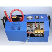 Buy cheap Durable High Pressure Electric Water Pump High Hardness Alloy Layer from wholesalers