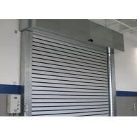 Wholesale 1.2-2.0 M / S Roller Shutter Doors For Warehouse , Automatic Roller Door from china suppliers