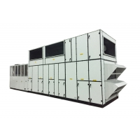 Buy cheap Direct Expansion Heat Recovery Rooftop Air Conditioner For Electronics Factory from wholesalers