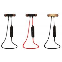 Buy cheap M90 Bluetooth Neckband Headphones / Over The Neck Bluetooth Headset In Ear With Mic from wholesalers
