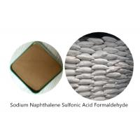 Buy cheap Dispersant NNO Naphthalene Water Solubility , Superplasticizer Admixture For Concrete from wholesalers