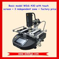 Buy cheap High quality low cost bga repair machine WDS-430 hot air bga rework station,iphone soldering station from wholesalers