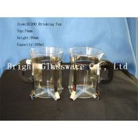 Buy cheap glass shot glass with handle for wholesale from wholesalers