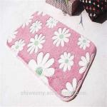 Buy cheap Soft embossed pattern coral fleece door mat from wholesalers