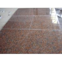 Buy cheap Hottest and Cheapest Polished Maple Red Granite Slabs and Tiles on sales from wholesalers