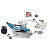 Buy cheap Multi-function foot control Dental Chairs Equipment with Articulate headrest HK-630T from wholesalers