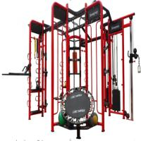Buy cheap Synrgy 360 crossfit multi station gym equipment XR5506A from wholesalers